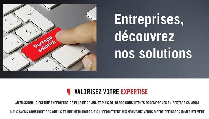 portage salarial consultant Paris